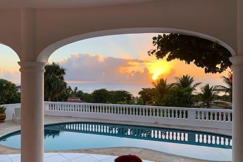 Villa Ocean View Larimar