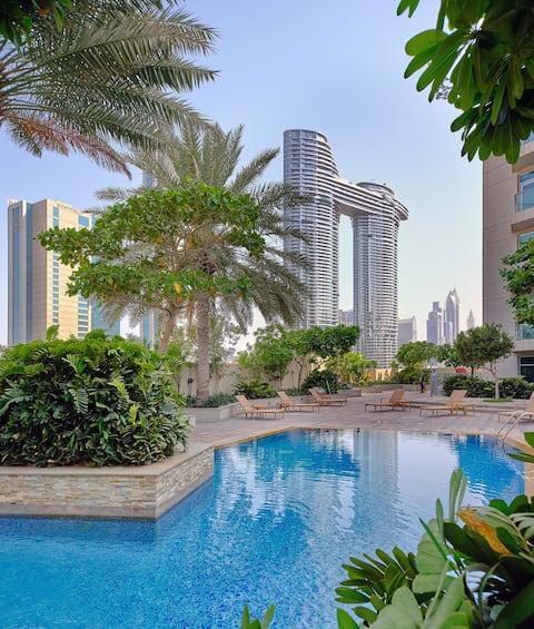 Menara Loteng XANADUBAI – Rumah Pusat Kota Dubai Anda