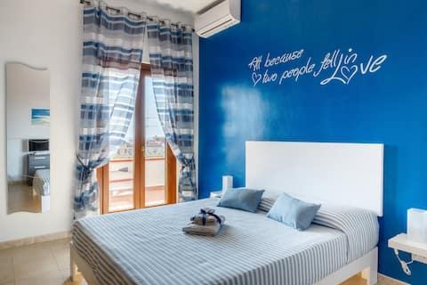 Anzio -  Grazioso appartamento fronte mare