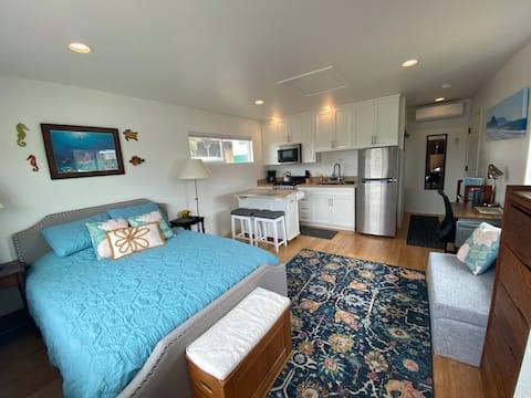 Brand New Studio Retreat by Morro Bay State Park