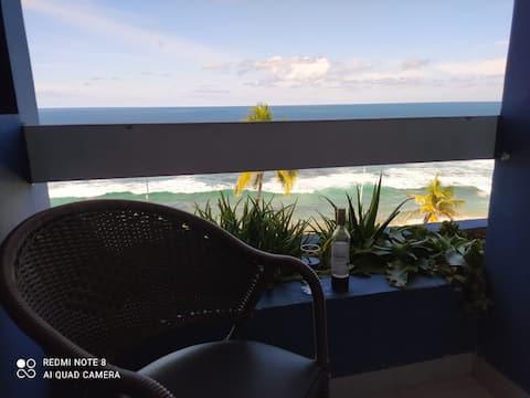 Venha aproveitar a melhor vista mar da Bahia!!!!