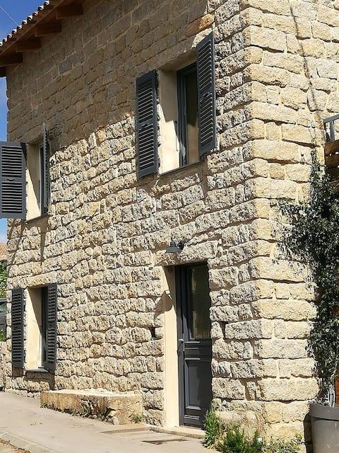 logement T2 de 40m2 au coeur du village d'AFA