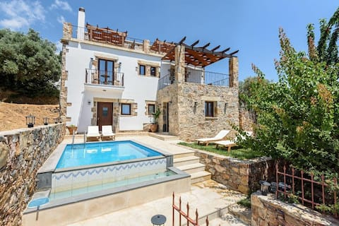 Minos Country Living dúplex con piscina privada