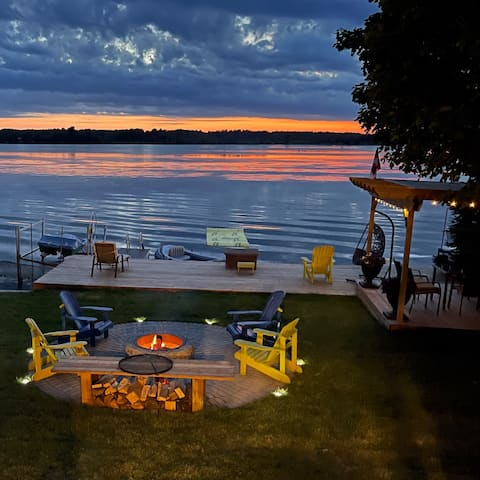 Spectacular Sunsets and S'mores!