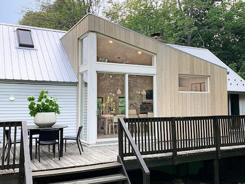 Contemporary Cottage less than an hour from NYC!