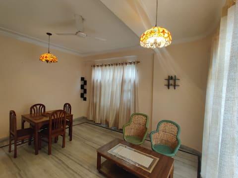 Kohli's retreat - A cozy 2BHK apartment in solan