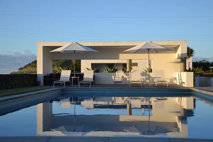 Casa do Pico Arde - Blue Apartment