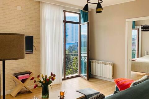 Batumi Park Apartment. Best of Batumi
