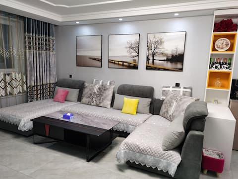 許边•雾岄民宿——独享整套房源108平米 2室可住5人带空调
