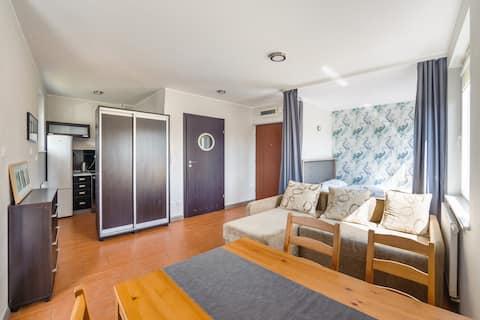 Jantar, Bursztynowe Osiedle Apartament 4 A dla 4os