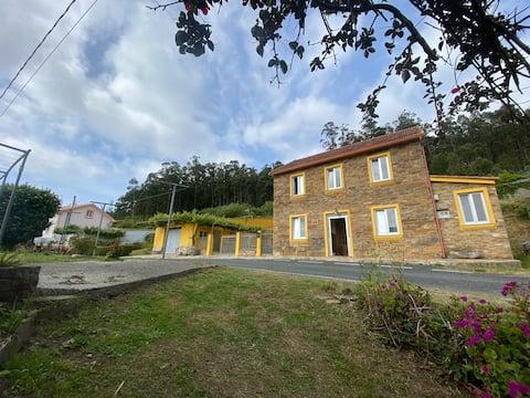 Casa independiente de 2 plantas, Cedeira