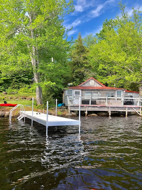 Reel Simple; Recently Renovated Camp on Boyd Lake