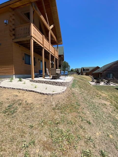 Beach N' Bear Cabin-Three Bears Resort/ATVing