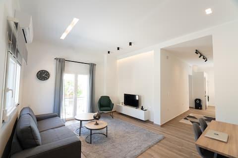 Luxury two bedroom appartment in Kastella/ Piraeus