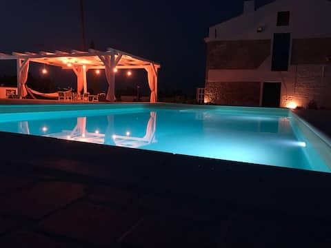 CASA GALLO RED  relax & súkromný bazén