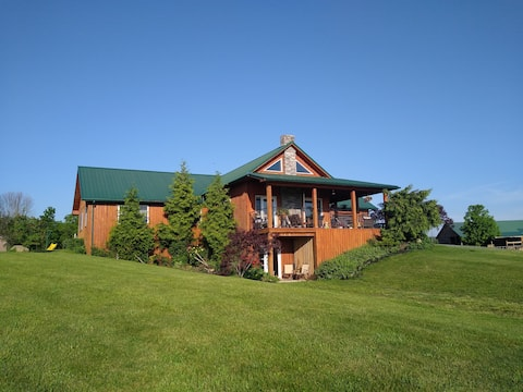 Country Home in the Finger Lakes