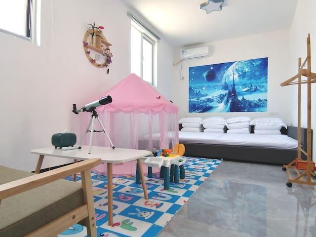 亲子屋,小帐篷玩具,方便二胎家庭