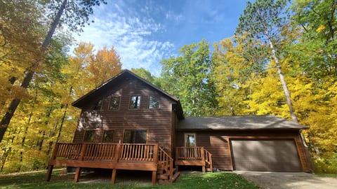 Peaceful Wooded Getaway - Brainerd Lakes Area