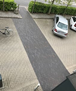Easy access from street and parking area