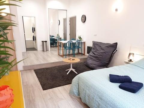 Merveilleux appartement : hyper-centre, vieux-port