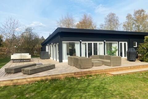 Casa de vacaciones recientemente renovada en Hornbæk