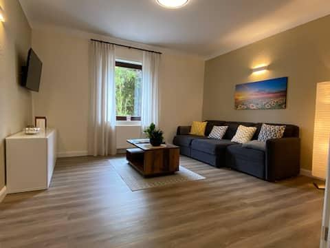 Nieuw gerenoveerd appartement  met top voorzieningen!