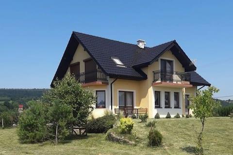 Dom w okolicach Czchowa
