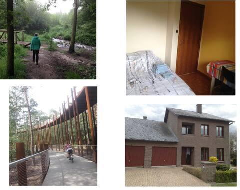 Walking, cycling + mountain biking  North Limburg