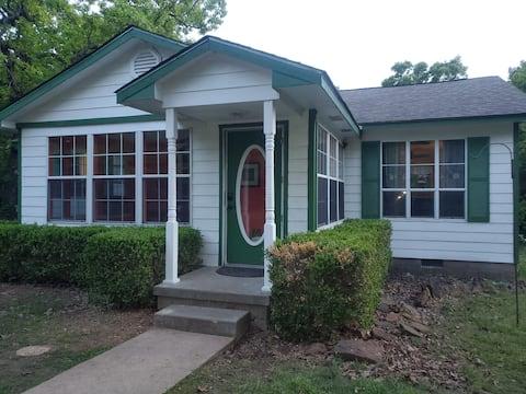 House near Keystone Lake