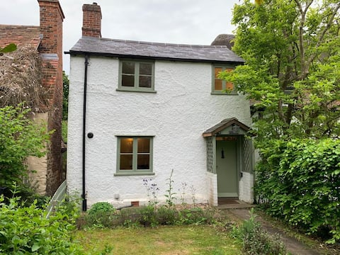 Cosy Country Cottage on the Village Green, Oxon