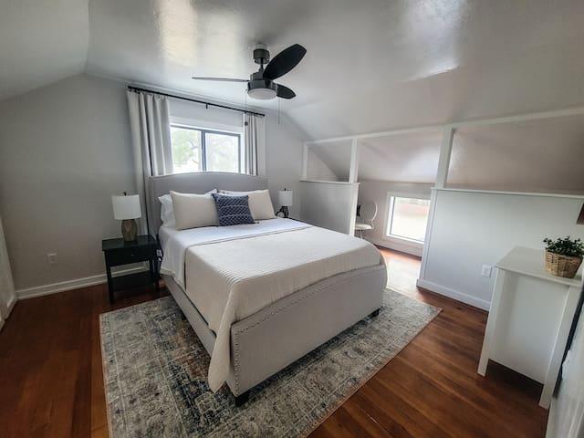 Lumberjack Bedroom