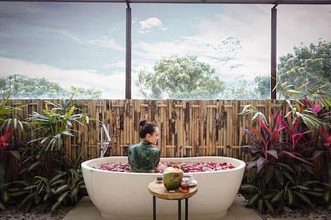 60% OFF SUPERPROMOTION - 3BR Pool Villa Ubud
