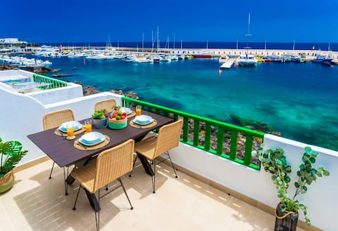 """Casa Galana """"Old harbour seafront"""""""