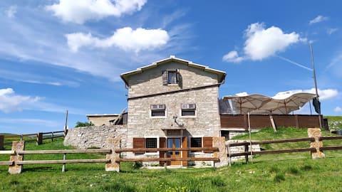 Mountain house in the Alps - Lessinia