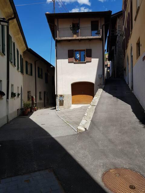 Appartamento rustico, Cabbio valle di Muggio (TI)