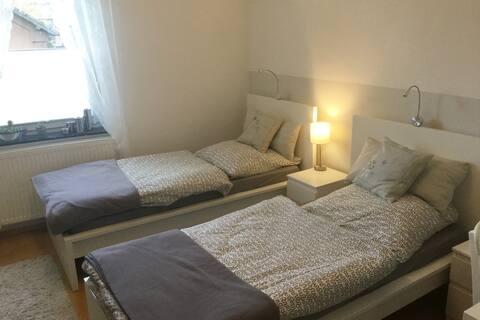 Gemütliche Wohnung in Uninähe
