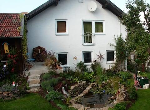 Vakantiehuis in prachtig Beiers bos