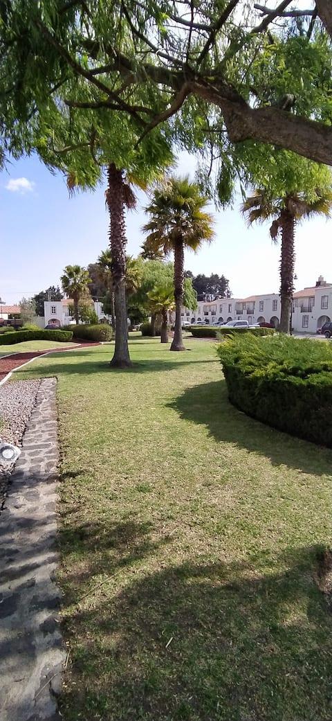 Casa 15min del Aeropuerto Toluca y 25min Santa Fé.