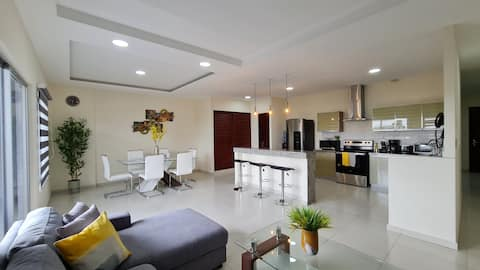 New & Modern Apartment in San Salvador