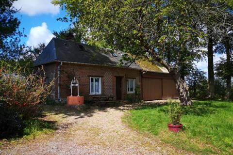LE CAUX'GITE - Maison normande à la campagne