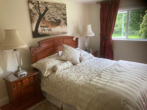 Exquisite Private Suite in Malahide, Dublin.
