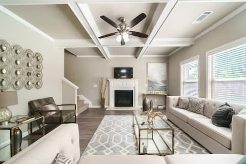 NEW IN JUNE - Attractive Two-Story Welcoming Home