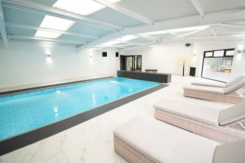 Luxury Home with PRIVATE indoor pool