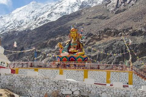 MH - Lost Frontier Homestay, Ayee, Nubra, Ladakh