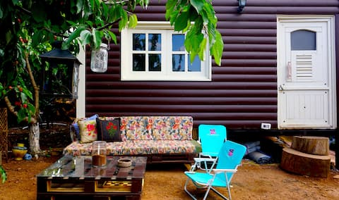 Woodhouse Cabin & Camping Ground