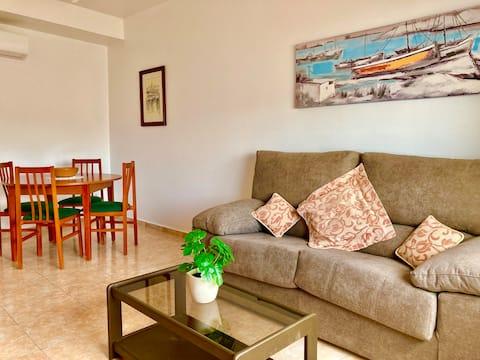 Appartement Orient Palamós troisième ligne de mer