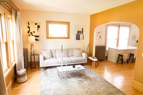 New! Charming + Modern Home Near Allianz Field