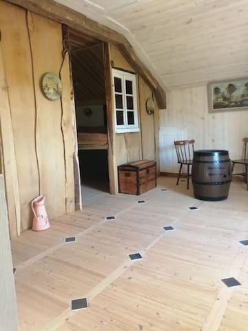 Chambre Cabanne