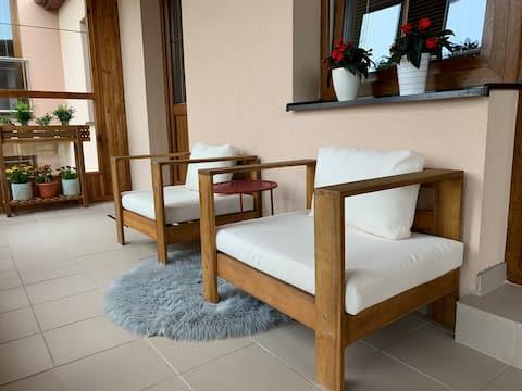 Apartmán Tatry No.2 - moderný, tichý, s parkovaním