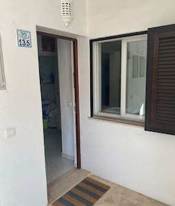 Step free access to apartment